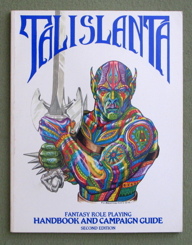 Image for Talislanta Handbook and Campaign Guide (2nd edition)