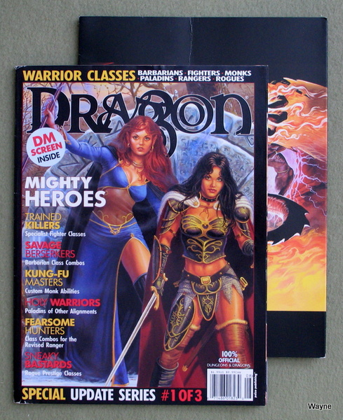 Image for Dragon Magazine, Issue 310