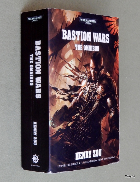 Image for The Bastion Wars (Warhammer 40,000)