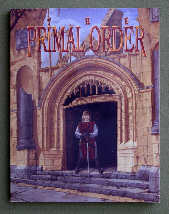 Image for The Primal Order