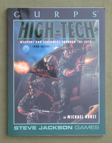 Image for GURPS High-Tech (3rd edition)