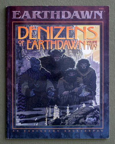 Image for Denizens of Earthdawn: Volume 2