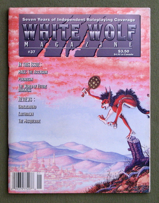 Image for White Wolf Magazine, Issue 37