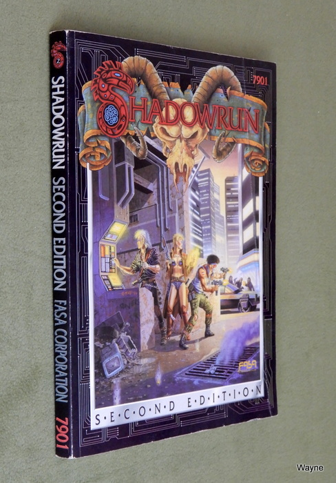 Image for Shadowrun (Second Edition)