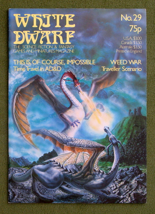 Image for White Dwarf Magazine, Issue 29