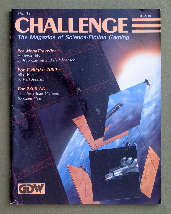 Image for Challenge Magazine, Issue 39