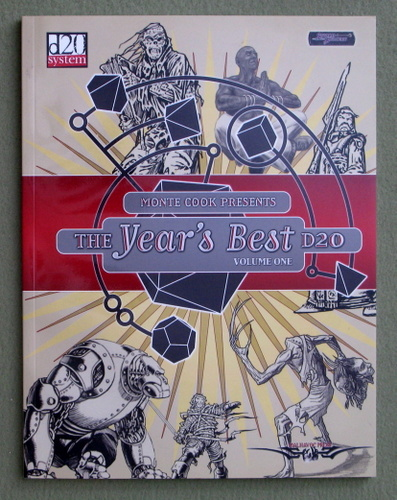 Image for Monte Cook Presents: The Years Best d20, Volume One (Sword & Sorcery)