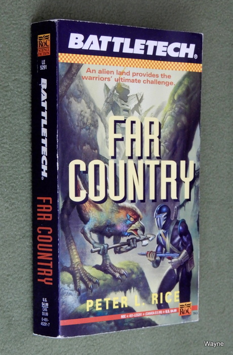 Image for Far Country (Battletech)