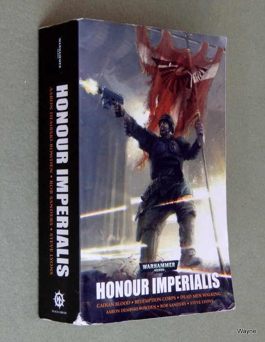 Image for Honour Imperialis (Warhammer 40,000 Omnibus)