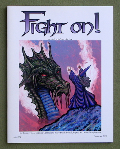 Image for Fight On! Magazine, Issue 2