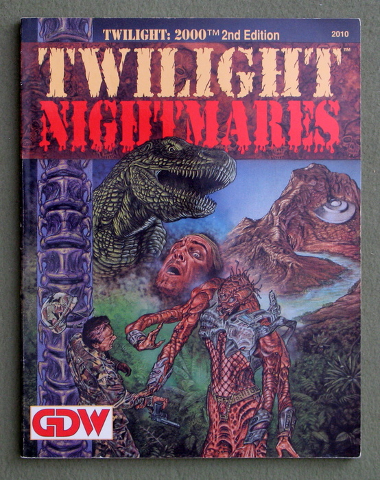 Image for Twilight Nightmares (Twilight: 2000, 2nd edition)