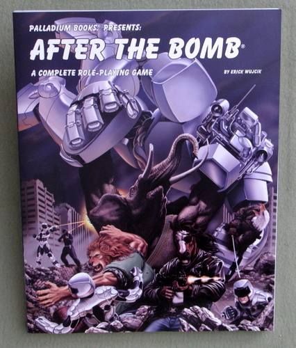 Image for After The Bomb: A Complete Role-Playing Game (2nd Edition)
