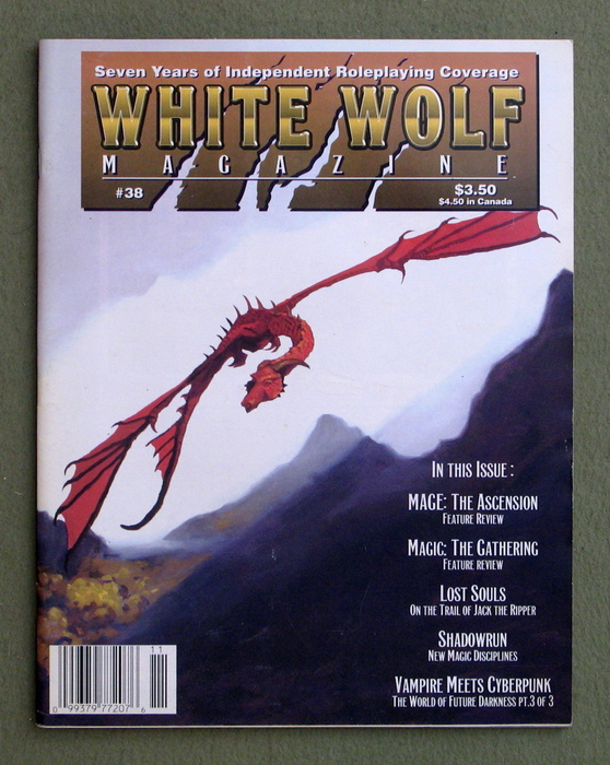 Image for White Wolf Magazine, Issue 38