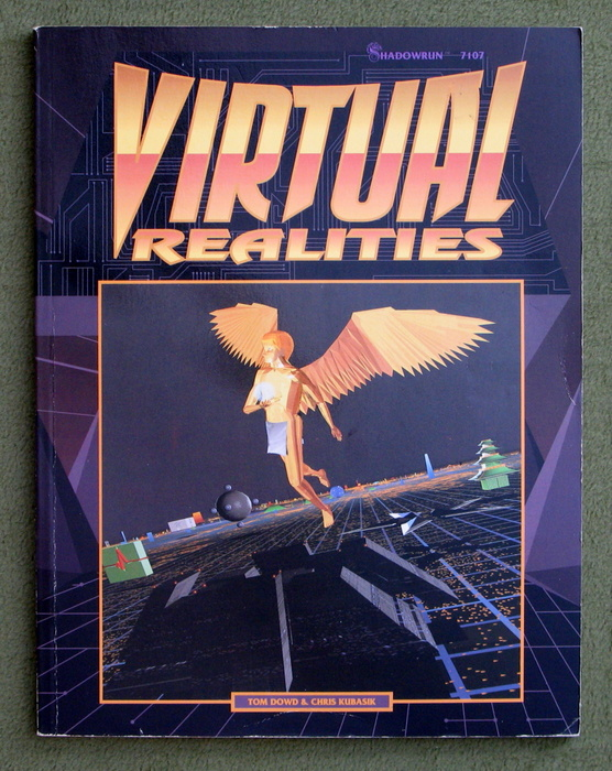 Image for Virtual Realities (Shadowrun)