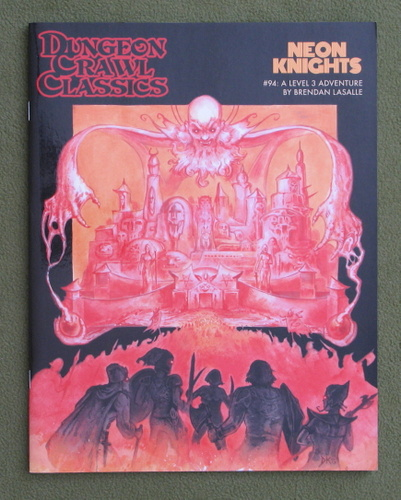 Image for Neon Knights (Dungeon Crawl Classics #94)