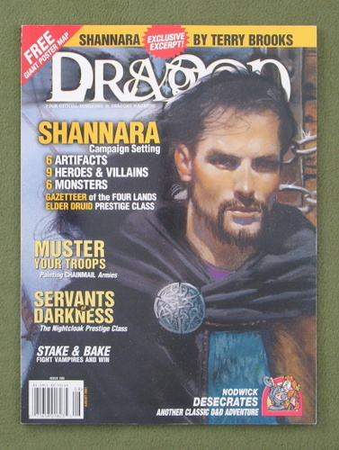Image for Dragon Magazine, Issue 286