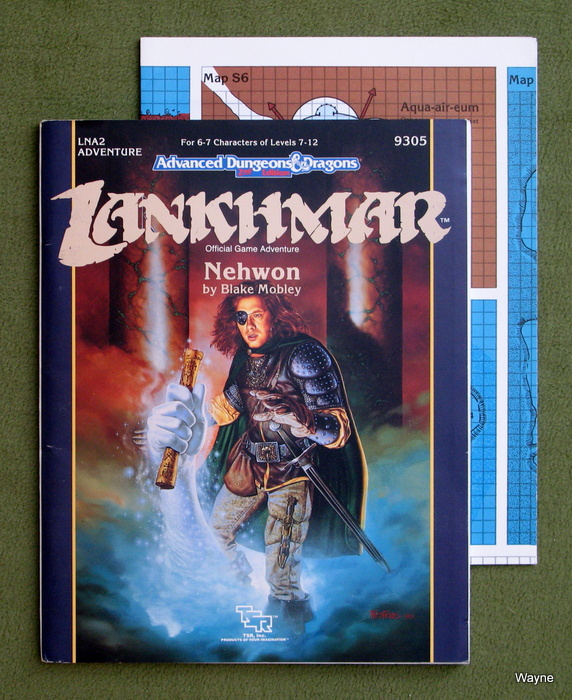 Image for Nehwon (Advanced Dungeons & Dragons/Lankhmar Module LNA2)