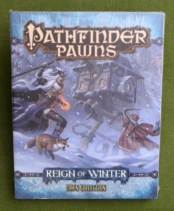 Image for Pathfinder Pawns: Reign of Winter Adventure Path Pawn Collection