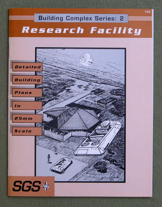 Image for Research Facility: Building Complex Series #2 (Megatraveller)