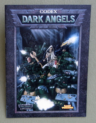 Image for Codex: Dark Angels (Warhammer 40,000)
