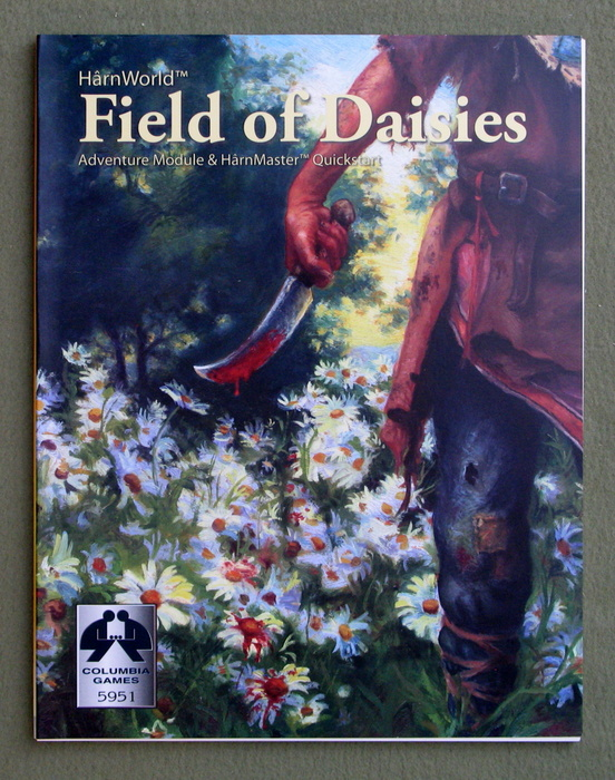 Image for Field of Daisies: Adventure Module & Optional HarnMaster Quickstart