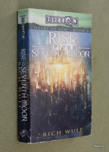 Image for Rise of the Seventh Moon (Eberron: Heirs of Ash, Book 3)