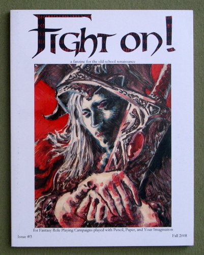 Image for Fight On! Magazine, Issue 3