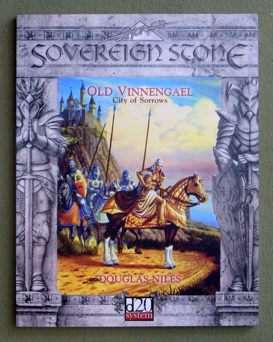Image for Old Vinnengael (Sovereign Stone: D20 System)