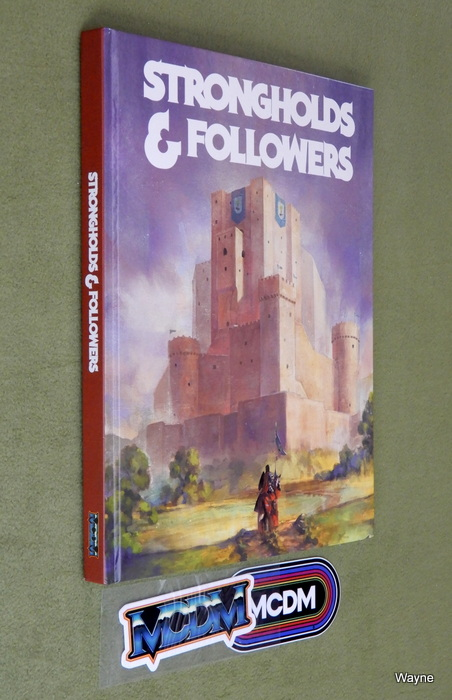 Image for Strongholds & Followers (Dungeons & Dragons, 5th Edition)