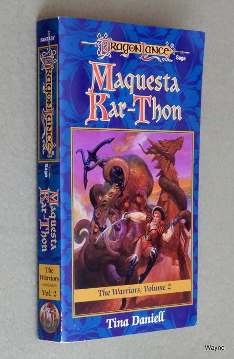 Image for Maquesta Kar-Thon (Dragonlance: The Warriors, Vol. 2)