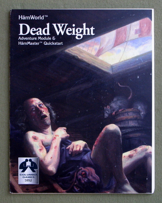 Image for Dead Weight: Adventure Module & Optional HarnMaster Quickstart