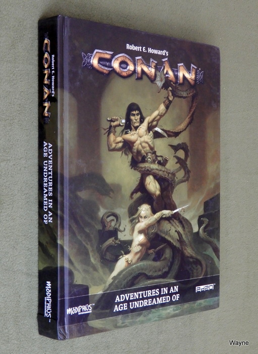 Image for Conan: Adventures in an Age Undreamed Of