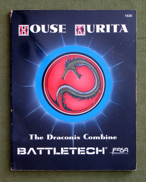 Image for House Kurita: The Draconis Combine (Battletech)