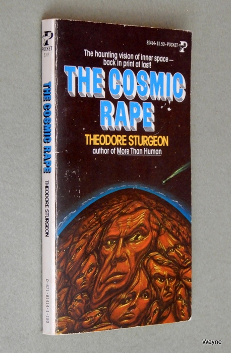 Image for The Cosmic Rape