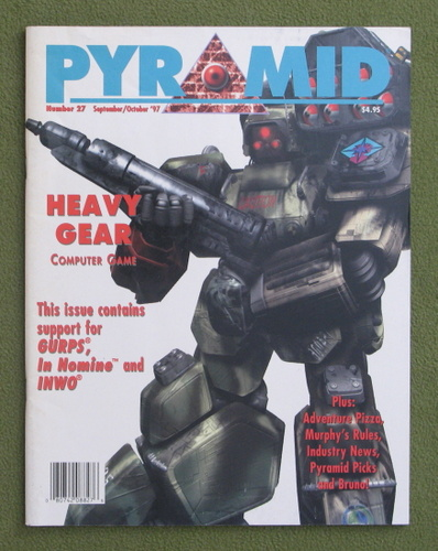 Image for Pyramid Magazine, Number 27