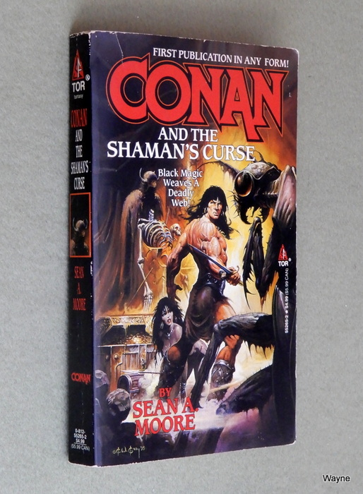 Image for Conan and the Shaman's Curse
