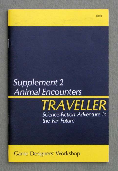 Image for Traveller Supplement 2: Animal Encounters