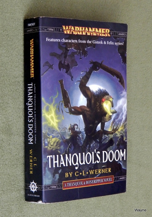 Image for Thanquol's Doom (Warhammer: Thanquol & Boneripper)