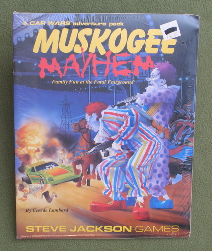 Image for Muskogee Mayhem (Car Wars)
