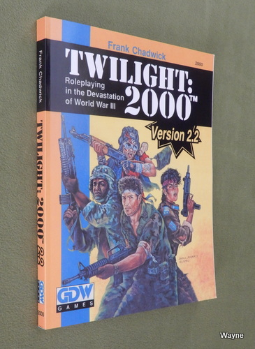 Image for Twilight: 2000, 2nd edition [Version 2.2] - REPRINT