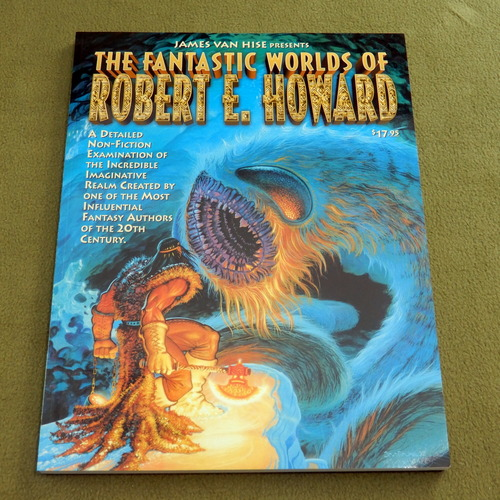 Image for The Fantastic Worlds of Robert E. Howard
