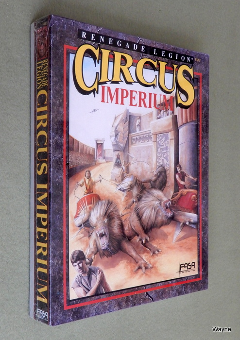 Image for Circus Imperium (Renegade Legion)