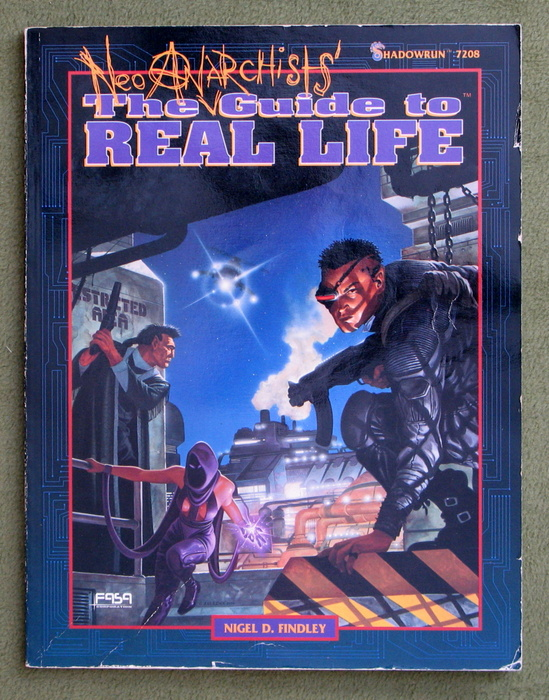 Image for The Neo-Anarchist's the Guide to Real Life (Shadowrun RPG)