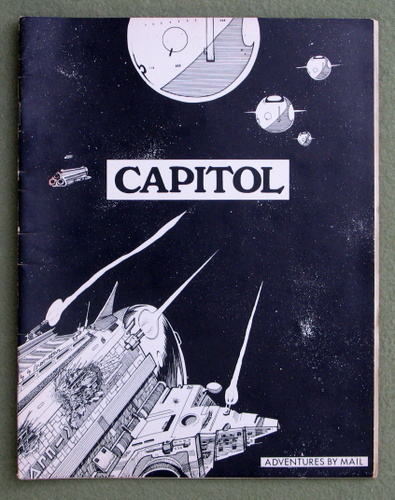Image for Capitol: Adventures By Mail