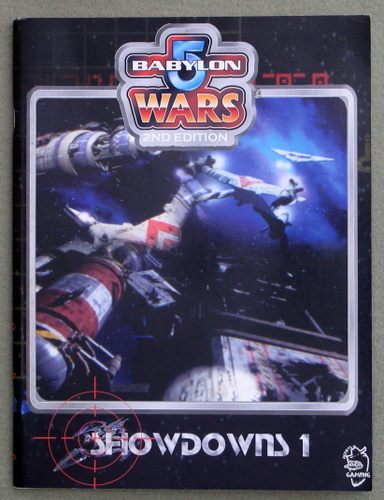 Image for Showdowns 1 (Babylon 5 Wars, 2nd edition)