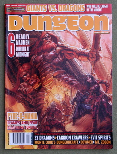 Image for Dungeon Magazine, Issue 133