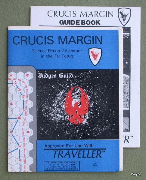 Image for Crucis Margin (Traveller RPG)