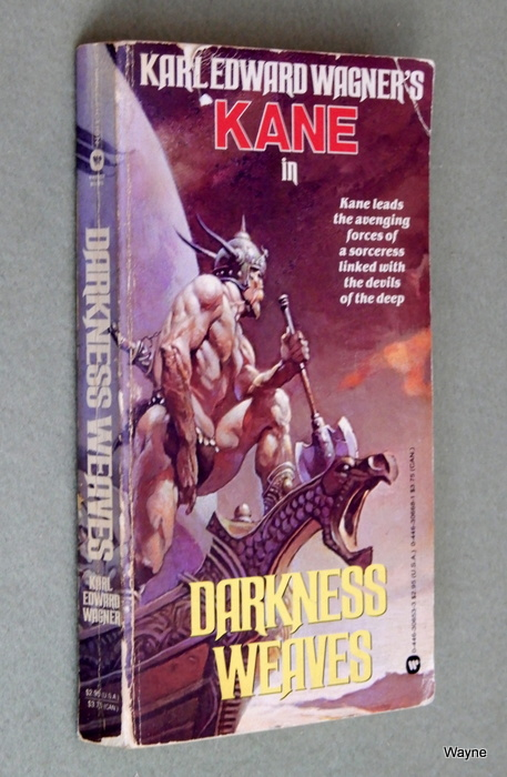 Image for Darkness Weaves (Kane Series)