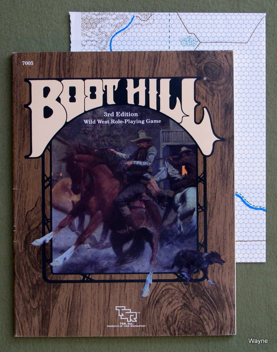 Image for Boot Hill Wild West Role-Playing Game (3rd Edition)