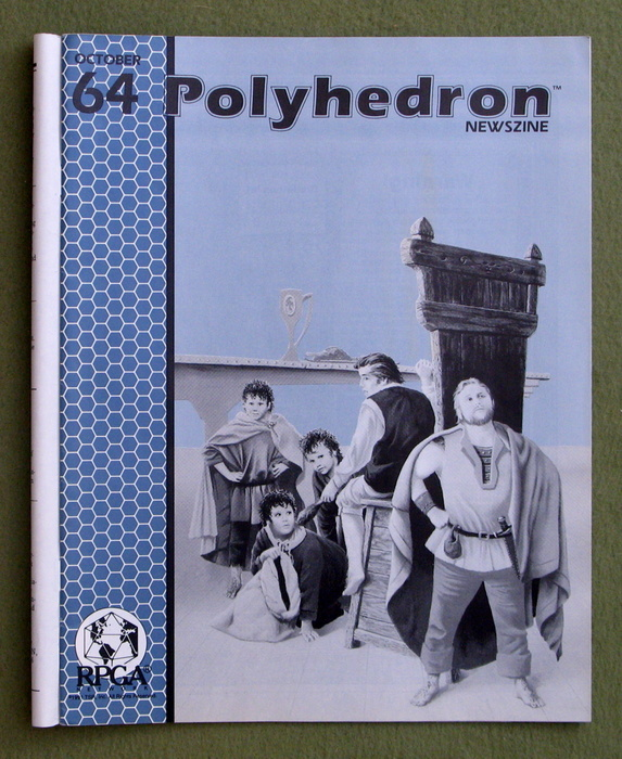 Image for Polyhedron Magazine, Issue 64